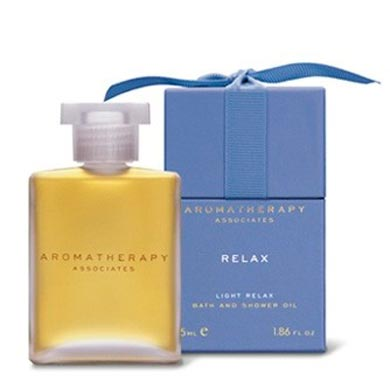 Ligth Relax Bath & Shower Oil
