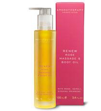 Renew Rose body oil