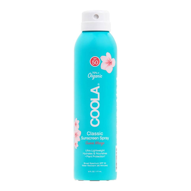 Classic Sunscreen Spray Guava Mango SPF50