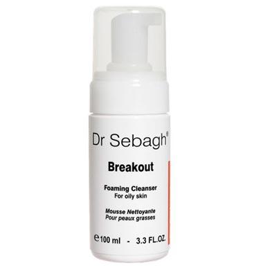 Breakout Foaming Cleanser