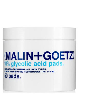 10% Glycolic Acid Pads