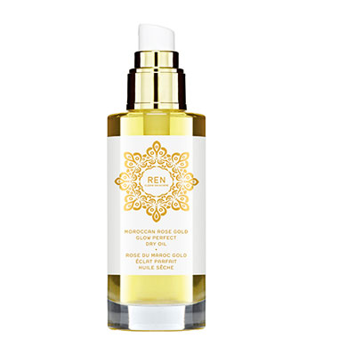 Moroccan Rose Otto Gold Dry Oil