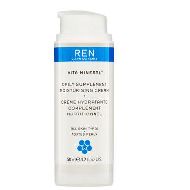Vita Mineral Daily Supplement Moisturizing Cream