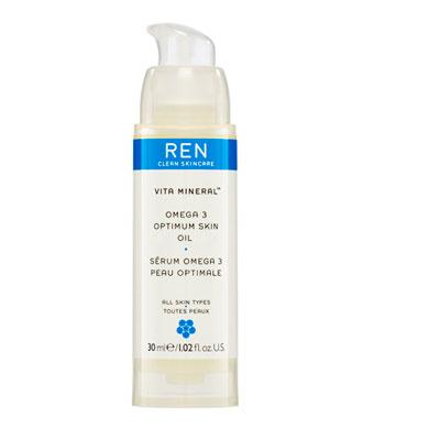 Vita Mineral Omega 3 Optimum Skin Oil