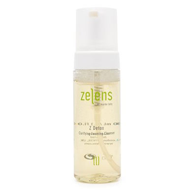 Z Detox Clarifying foaming cleanser