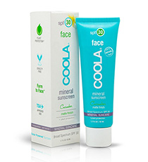 Mineral Face SPF 30 Cucumber