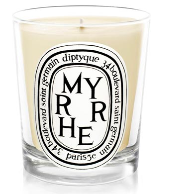 Vela Myrrhe