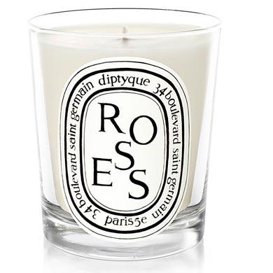 Vela Roses 70gr