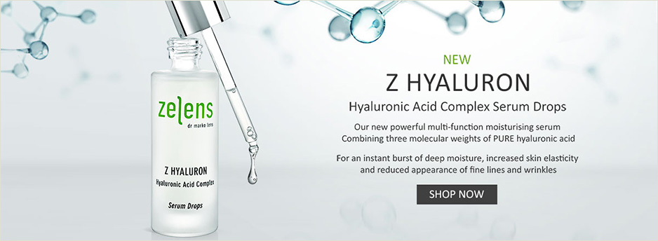 Specific Apothecary - ZELENS Z HYALURONIC