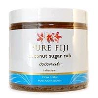Coconut and Sugar Rub